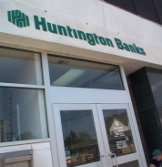 Huntington bank location
